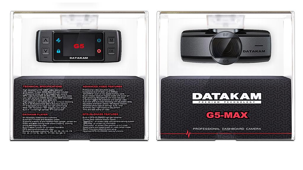 Datakam G5-CITY-MAX-BF