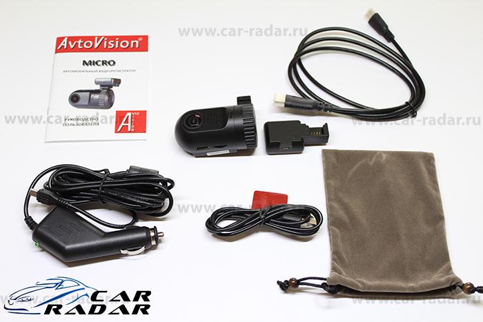 Обзор Avtovision Micro