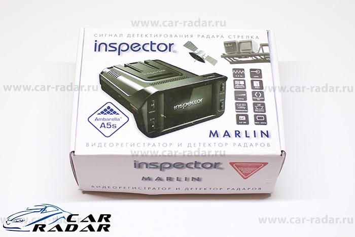 Обзор Inspector Marlin