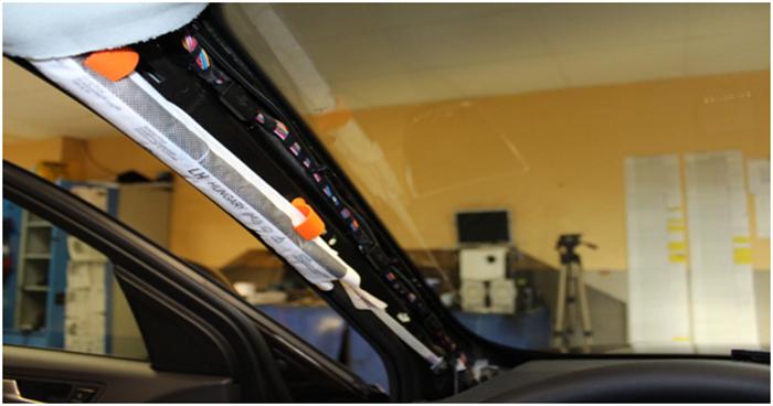 Как правильно установить видеорегистратор в машине?