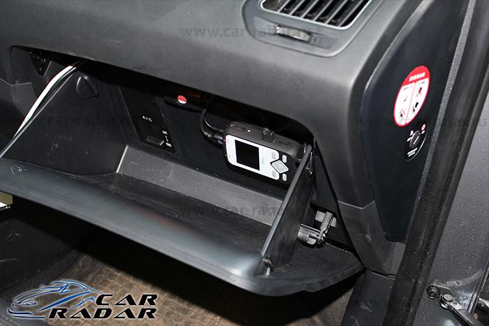 Автомобильный видеорегистратор Qstar RS9 с установкой