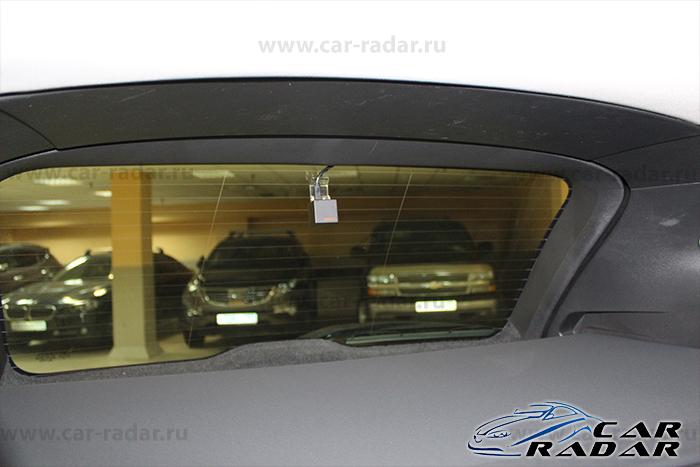 FineVu CR2000S и Escort Passport 9500ix RU в Volvo XC60