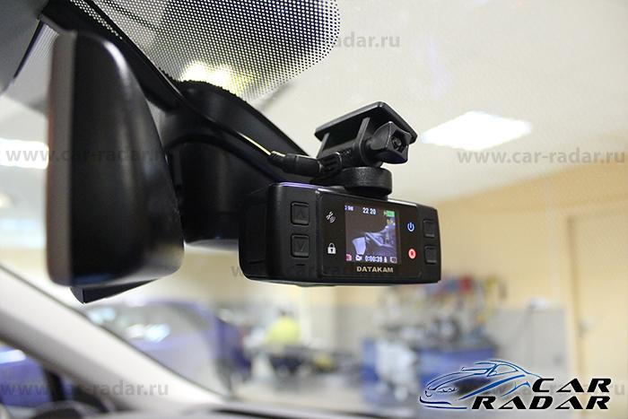 Datakam G5 City/Real Pro/Max BF в автомобиле Volkswagen Touareg