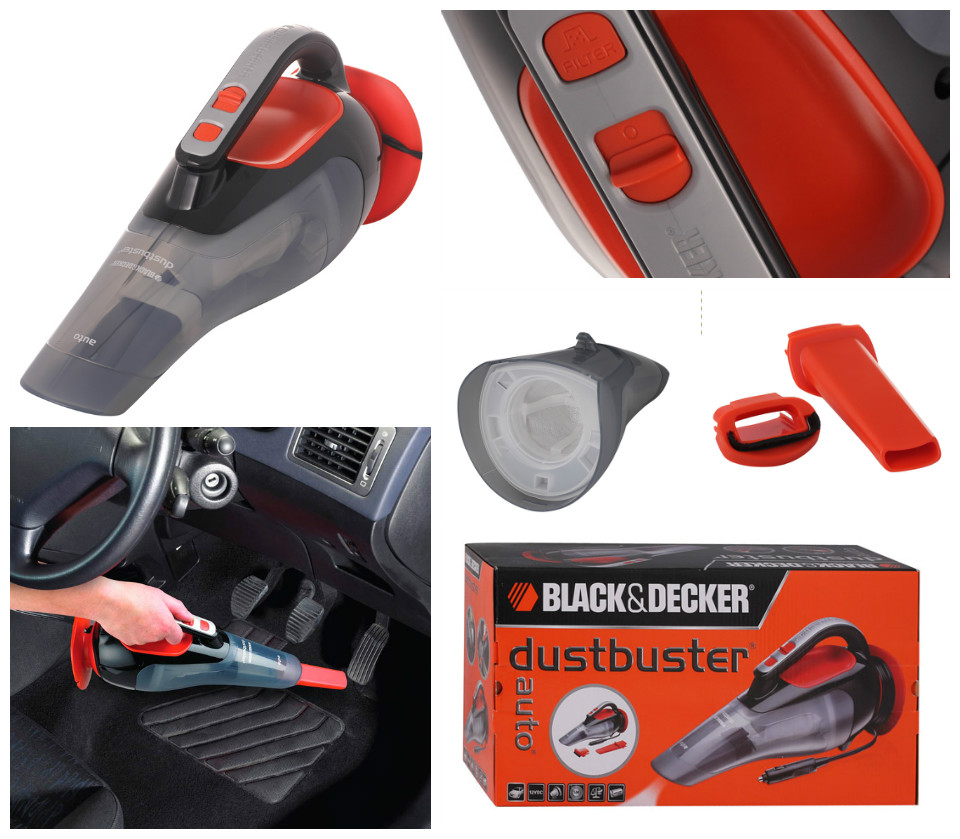 Black and Decker ADV1210-XK