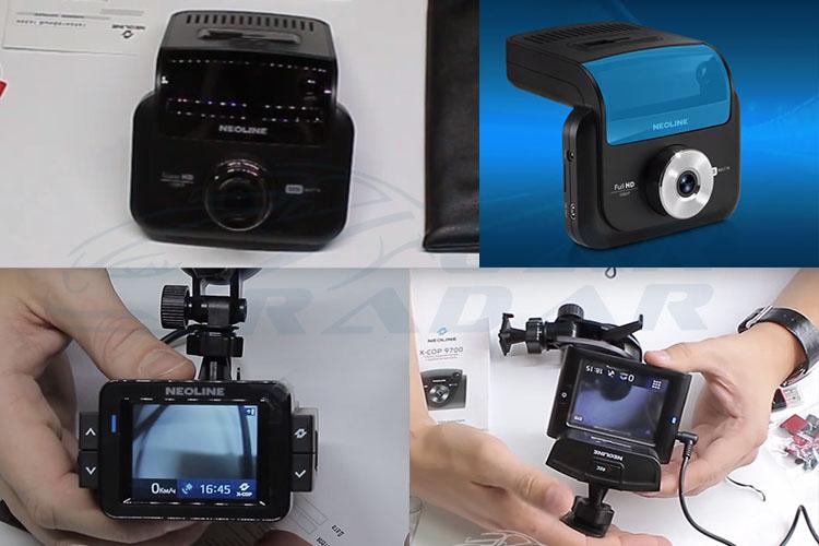 Видеорегистраторы Neoline X-Cop
